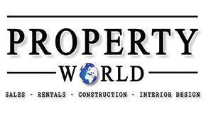 PROPERTY WORLD logo