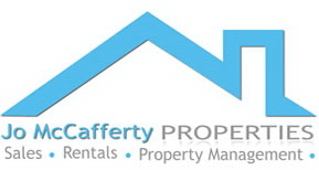 JO MCCAFFERTY PROPERTIES logo