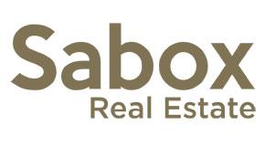 SABOX REAL ESTATE logo