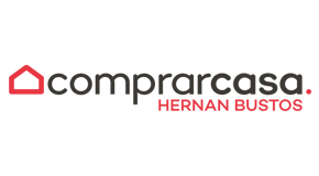 HERNÁN BUSTOS REAL ESTATE logo