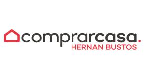 COMPRARCASA HERNÁN BUSTOS logo