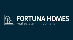 FORTUNA HOMES logo