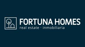 FORTUNA HOMES logo