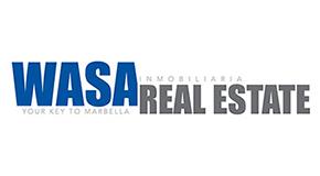 WASA REAL ESTATE logo