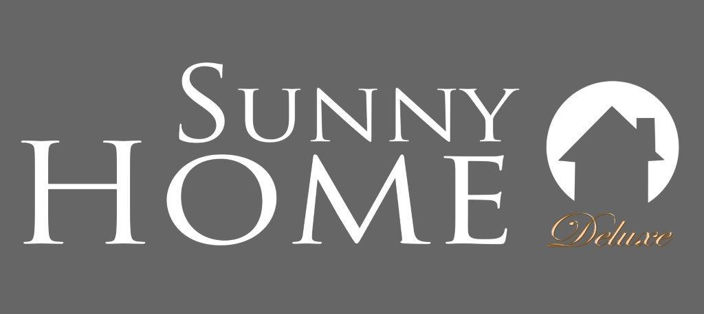 SUNNY HOME logo