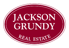 JACKSON GRUNDY REAL ESTATE logo