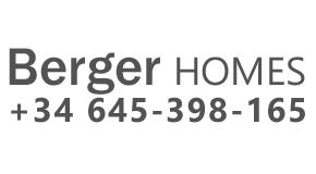 BERGER HOMES logo