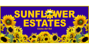 SUNFLOWER ESTATES logo