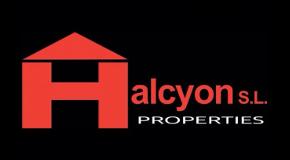 HALCYON PROPERTIES logo