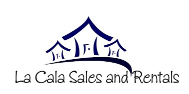LA CALA SALES AND RENTALS logo