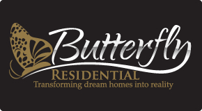 BUTTERFLY RESIDENTIAL logo