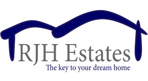 RJH ESTATES logo