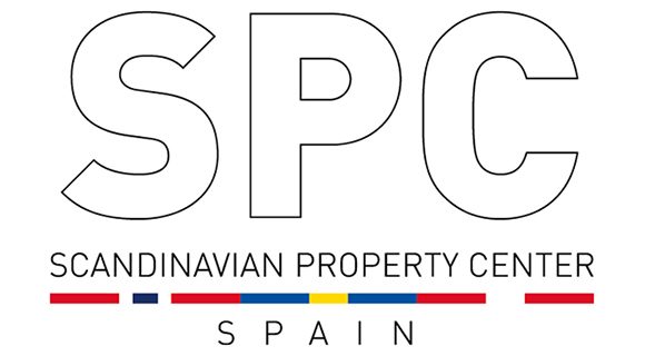 SCANDINAVIAN PROPERTY CENTER logo