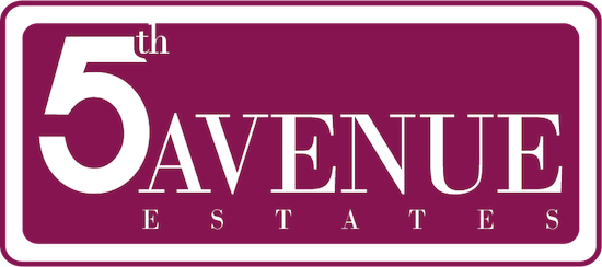 5TH AVENUE ESTATES logo