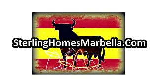 STERLING HOMES MARBELLA logo
