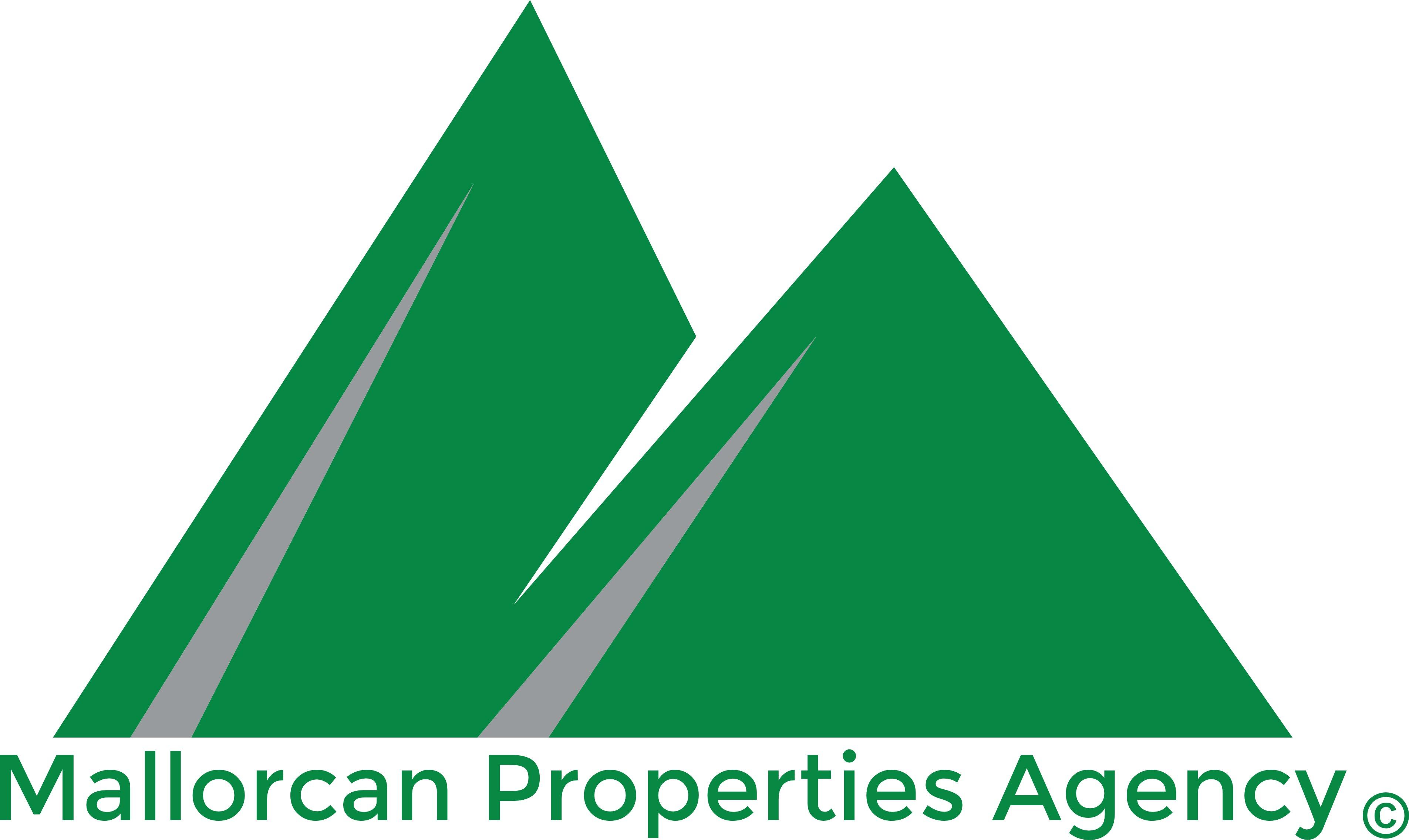 MALLORCAN PROPERTIES AGENCY logo