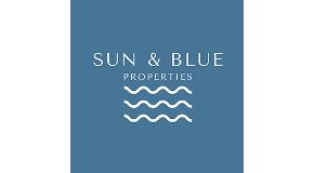 SUN & BLUE PROPERTIES logo