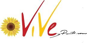 VIVE Y PUNTO logo