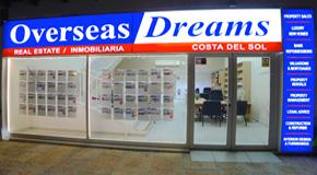 OVERSEAS PROPERTY DREAMS logo