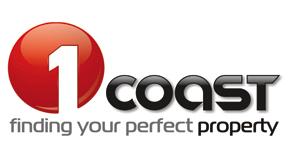 1 COAST PROPERTY logo
