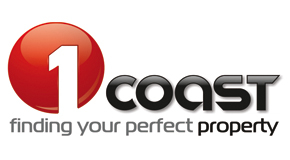 1 COAST PROPERTY logo