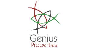 GENIUS PROPERTIES logo