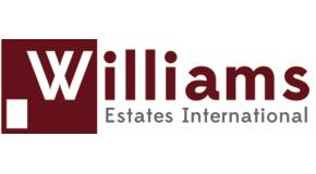 WILLIAMS ESTATES logo