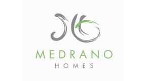 MEDRANO HOMES logo