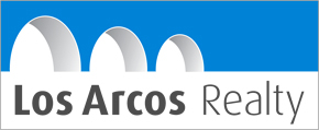 LOS ARCOS REALTY logo