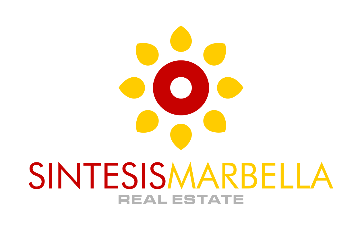 SÍNTESIS MARBELLA. REAL ESTATE logo