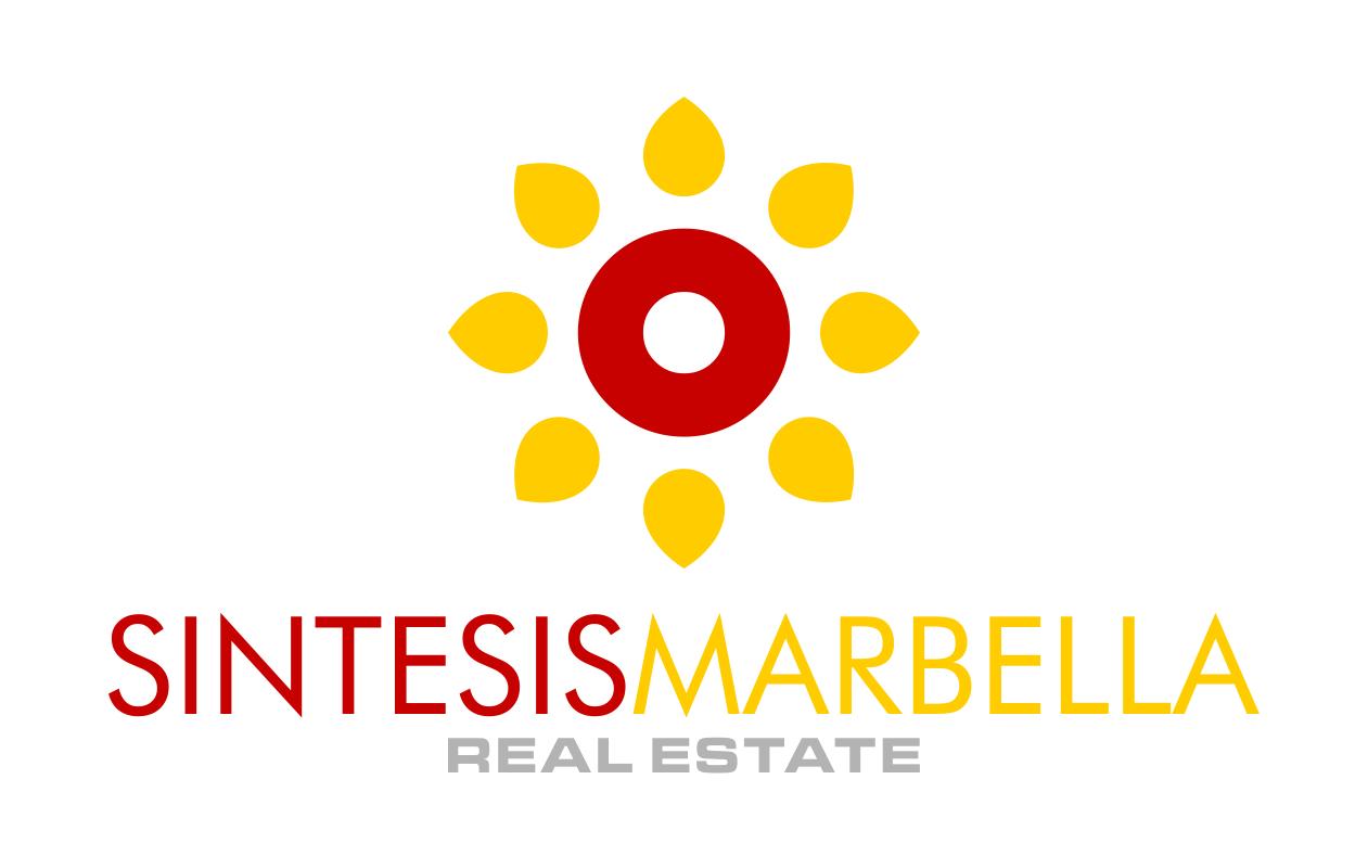 SÍNTESIS MARBELLA. REAL ESTATE logo
