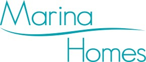 MARINA HOMES logo
