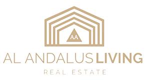 AL ANDALUS LIVING logo