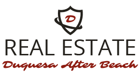 REAL ESTATE DUQUESA AFTER BEACH logo
