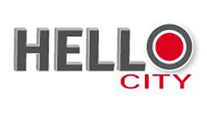 HELLO CITY logo