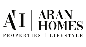 ARAN HOMES logo