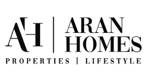 ARAN HOMES logo