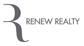 RENEW REALTY logo