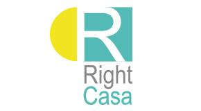 RIGHT CASA ESTATES logo