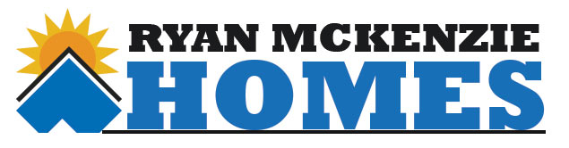 RYAN MCKENZIE HOMES logo