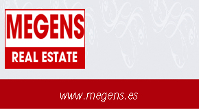 MEGENS REAL ESTATE logo