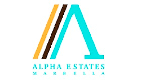 ALPHA ESTATES MARBELLA logo