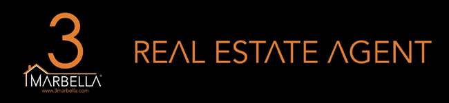3 MARBELLA REAL ESTATE logo