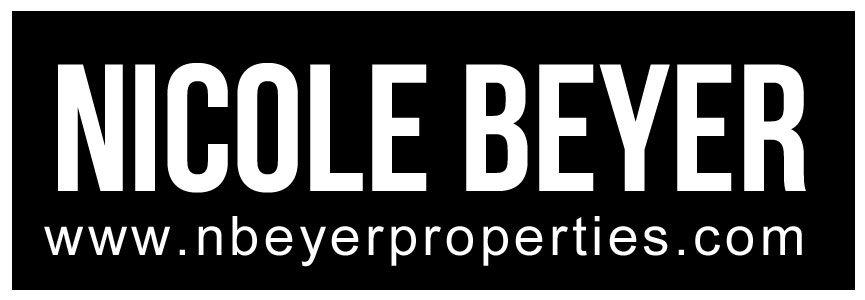 NICOLE BEYER REAL ESTATE logo