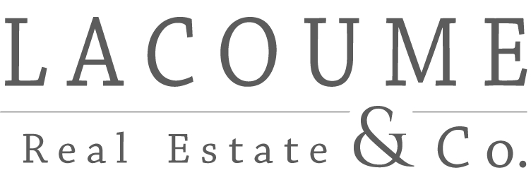 LACOUME&CO REAL ESTATE logo