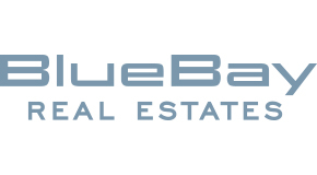 BLUEBAY REAL ESTATES logo