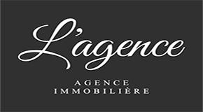 L'AGENCE logo