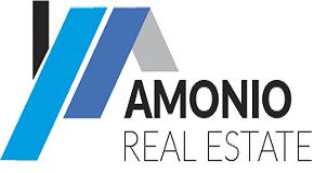 AMONIO REAL ESTATE. logo