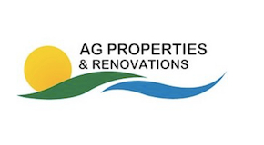AG PROPERTIES & RENOVATIONS logo