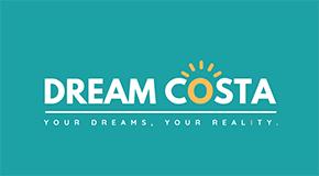 DREAM COSTA logo